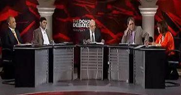 BBC Doha Debate November 9,.jpg